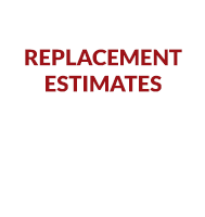 Replacement Estimates